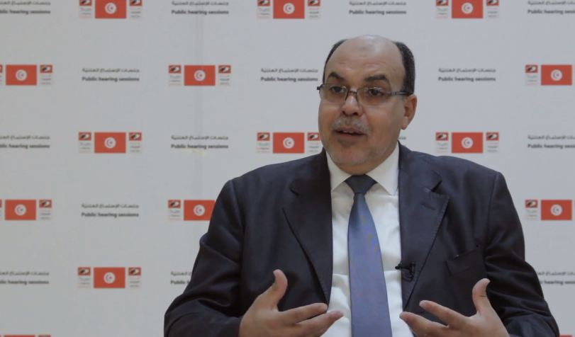 Mahjoubi Ahmed Zine
